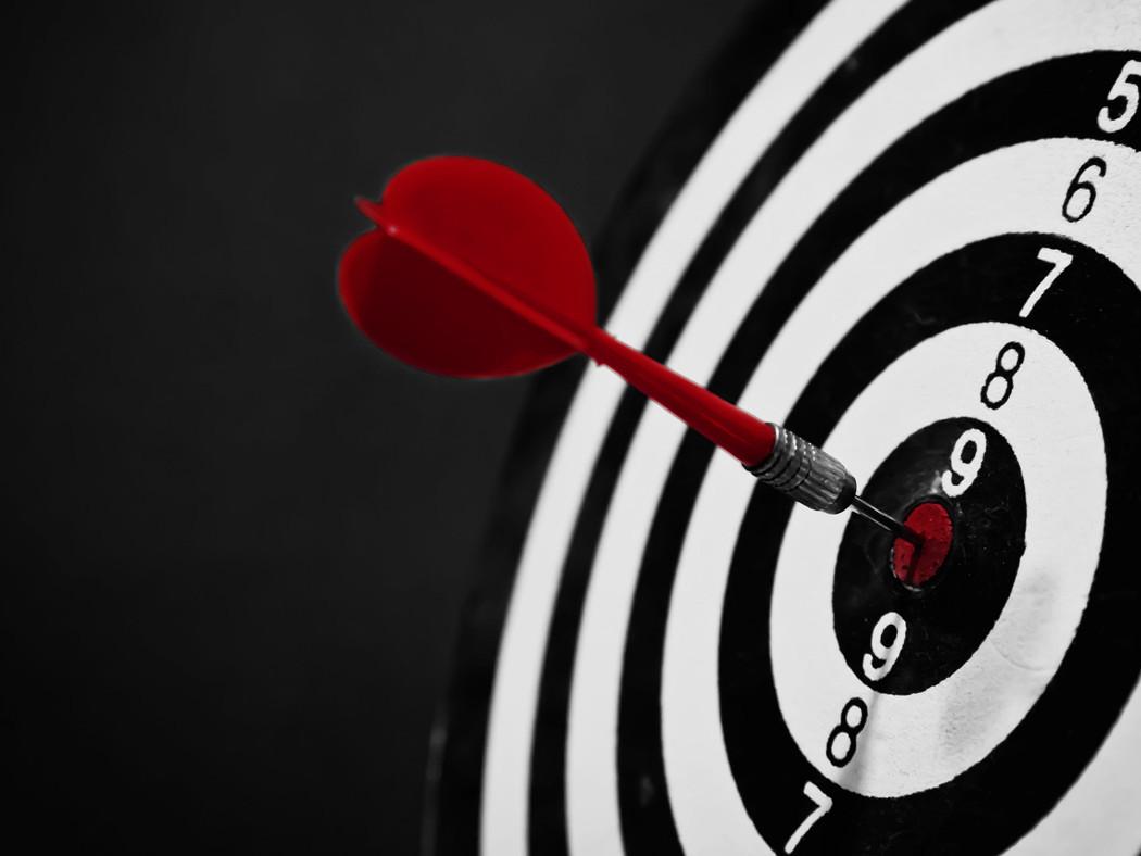 Mit Corporate Blogs den Pfeil mitten in die in der Zielscheibe platzieren