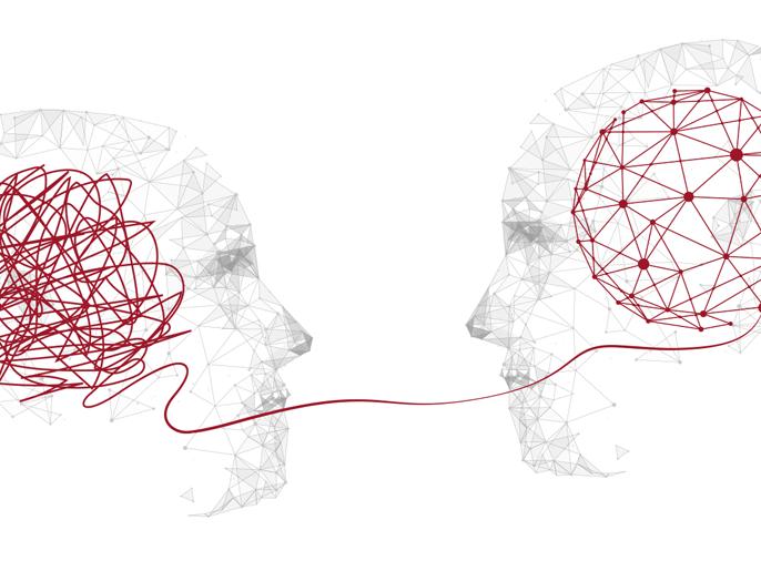Werbeagentur findet den roten Faden im Kopfchaos und eine vernetzte Strategie